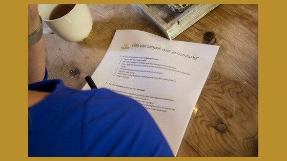 Hoe schrijf je een begrijpelijke tekst op je website