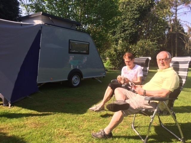Doelgroep campingwebsite