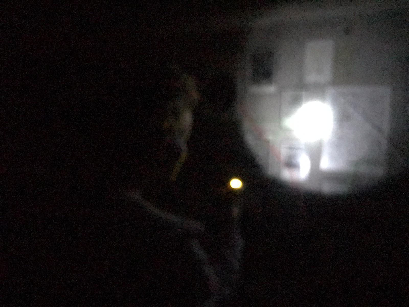 Escaperoom voor ondernemers in het donker