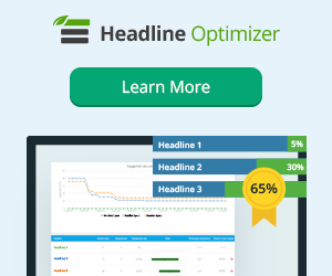 Titels optimaliseren met Headline Optimizer