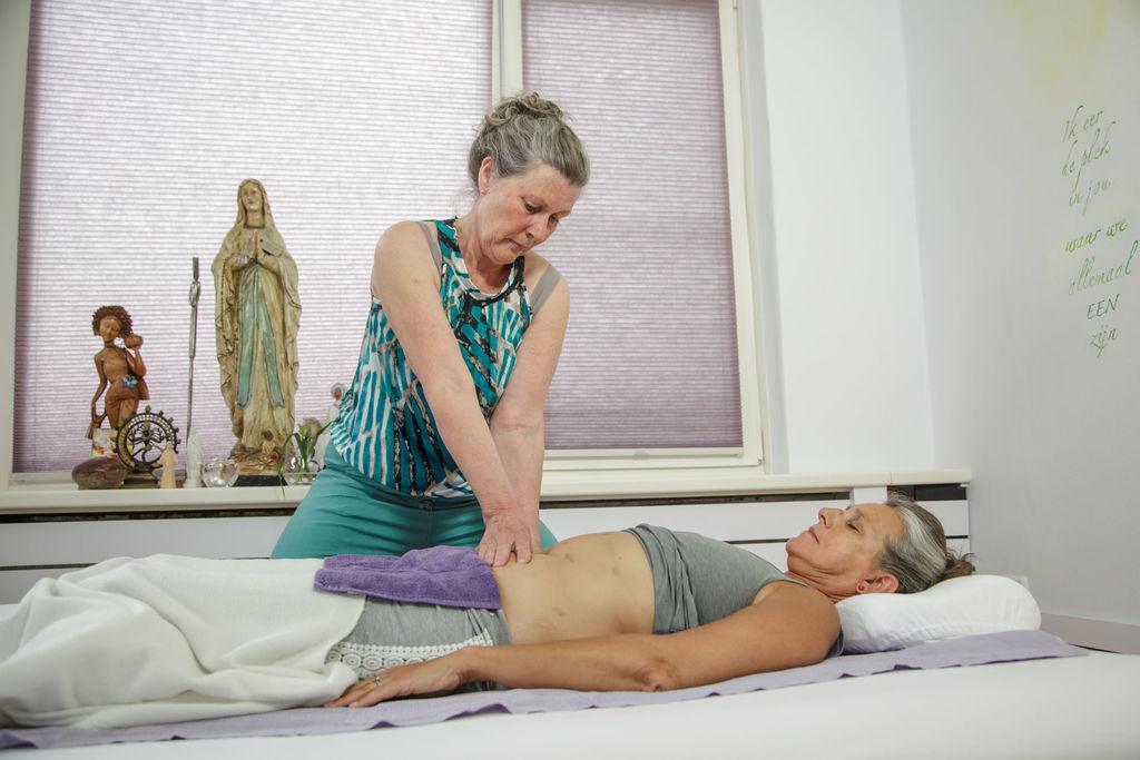 Massage Silvia - ervaringen delen met andere ondernemers