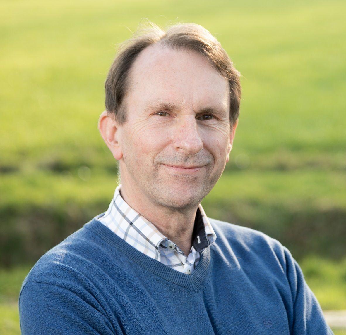 Peter Ribbens bedrijfsarts stress te lijf met energie