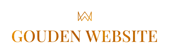 GOUDEN WEBSITE - LOGO - TRANSPARENT - SIMPLE