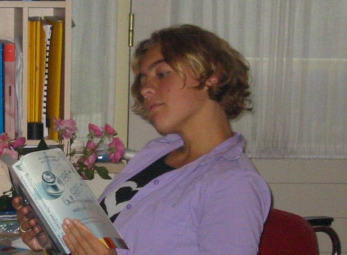 Johanna Oosterbaan in de boeken