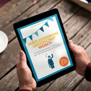 E-book Verpleegkundig leiderschap werkt