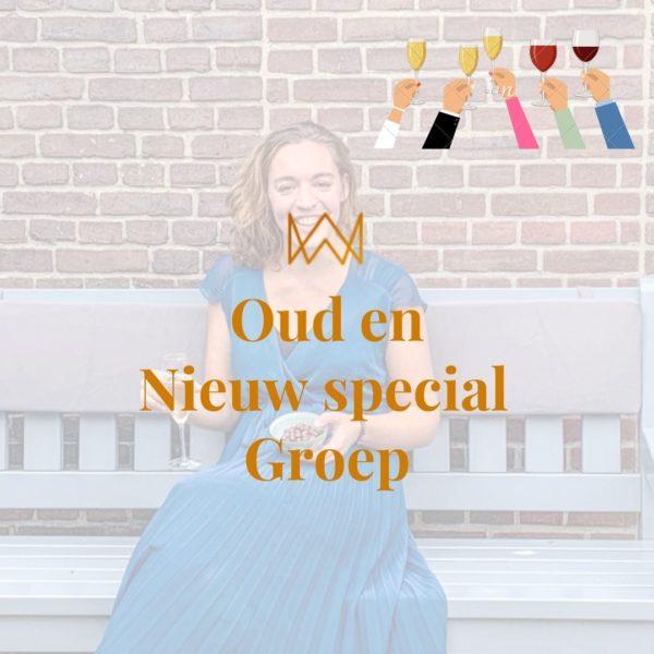 Oud en Nieuw Special groep